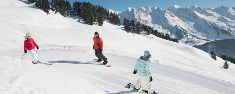 Aravis - Ski resorts near Geneva Airport
