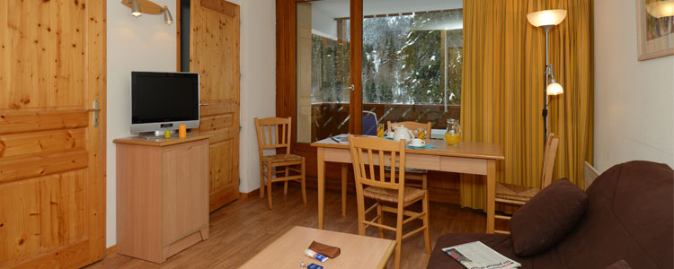 Ski accommodation near Geneva - Le Buet