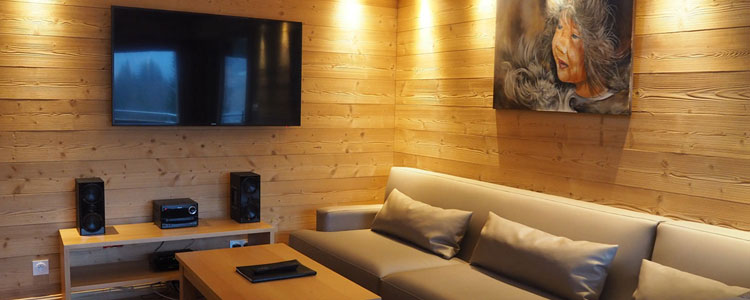 Ski accommodation near Geneva - Chalet Delphine